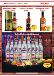 29. stránka DMJ market letáku